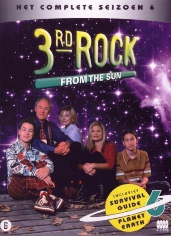 Cover van de film '3rd Rock From The Sun'