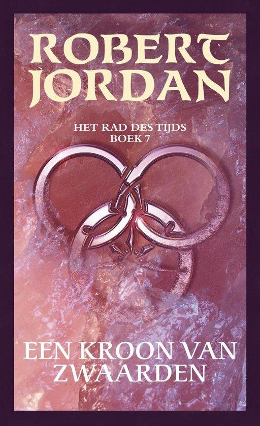 Het Rad des Tijds - 7 - Een kroon van zwaarden - Robert Jordan |