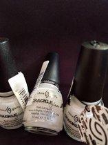 China Glaze Witte Nagellak 14 mililiter – 9x3x3   Manicure   Beauty
