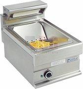 Modular 650 function friet warmhoudapparaat met uitlekbak
