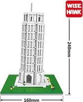 Nanoblocks Toren van Pisa