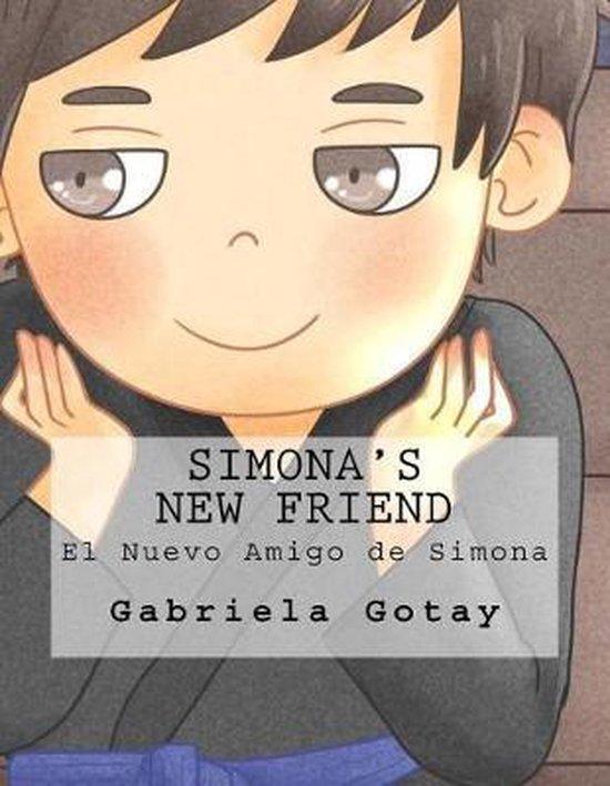 Simona's New Friend