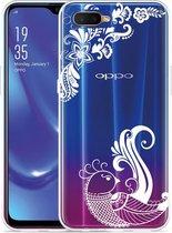 Oppo RX17 Neo Hoesje White Bird