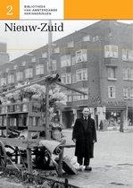 Bibliotheek van Amsterdamse herinneringen 2 - Nieuw-Zuid