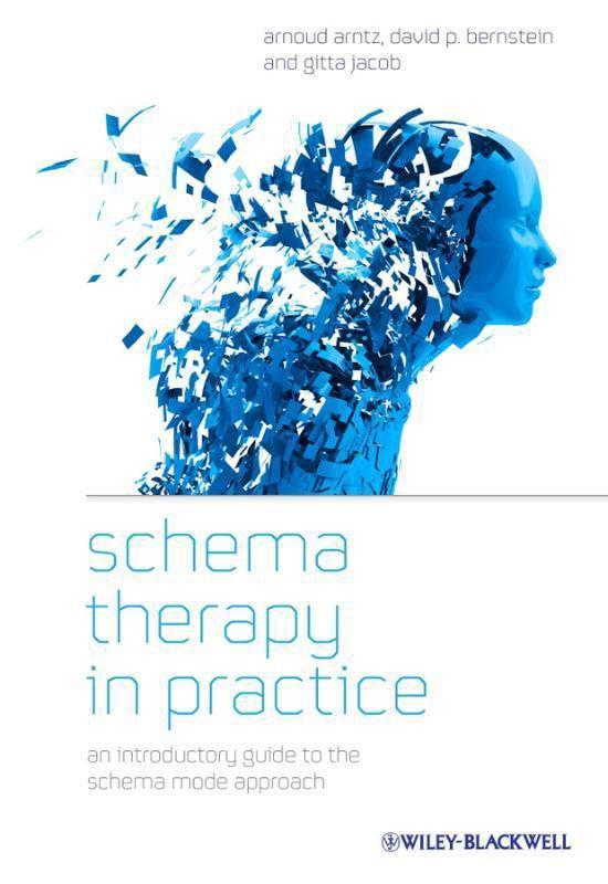 Boek cover Schema Therapy in Practice van Arnoud Arntz (Paperback)