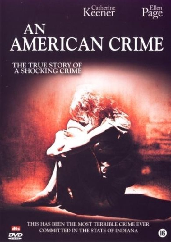 Cover van de film 'An American Crime'
