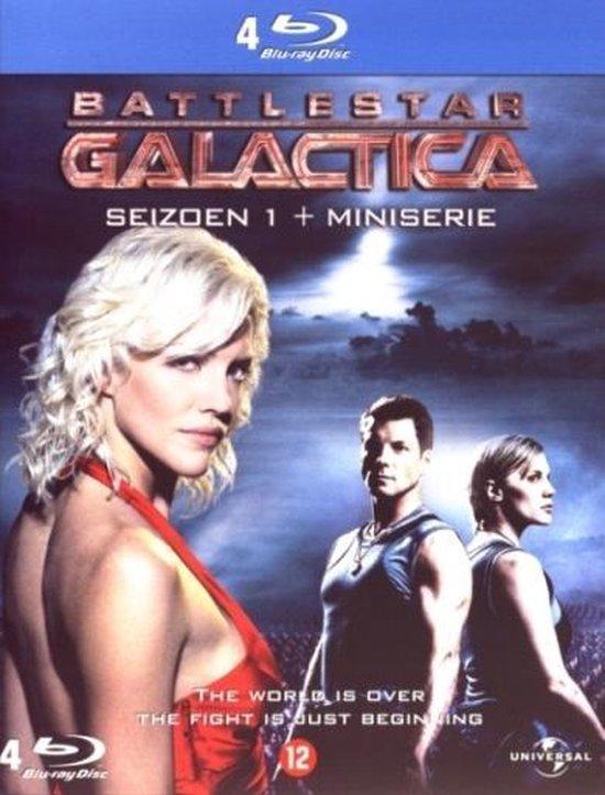 Cover van de film 'Battlestar Galactica'