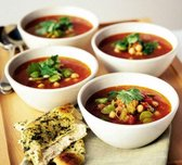 The Chickpeas Cookbook - 101 Recipes