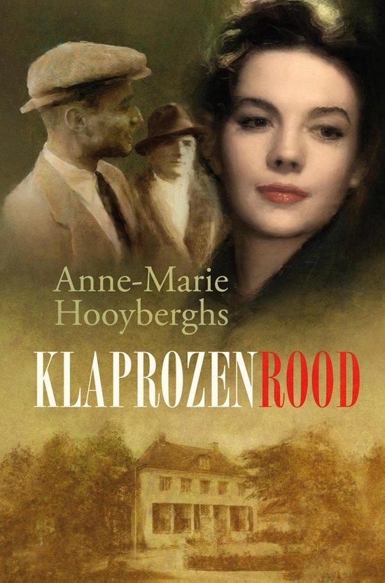 Klaprozenrood - Anne-Marie Hooyberghs |