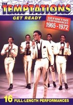 Temptations - Get Ready - The Definitive Performances 1965 - 1972