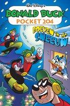 Donald Duck Dubbelpocket 204 - Boeven in de sneeuw