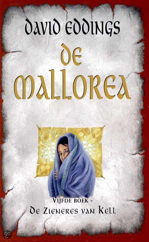 Cover van het boek 'De Mallorea / 5 De Zieneres van Kell' van David Eddings