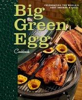 Boek cover Big Green Egg Cookbook van Big Green Egg (Hardcover)