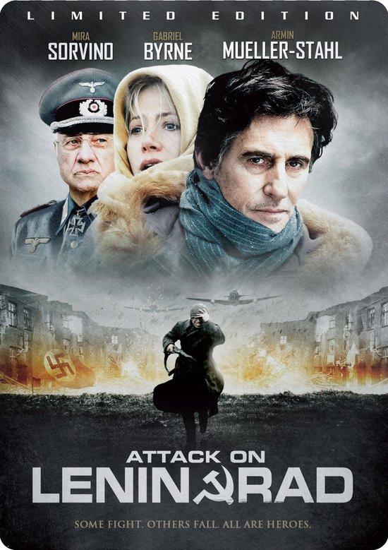 Cover van de film 'Attack On Leningrad'