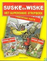 Suske en Wiske - Het superdikke stripboek - Intertoys 2008