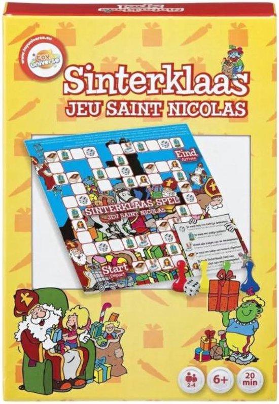 Sinterklaas spel sinterklaasspel alternatief voor dobbelspel met cadeau's