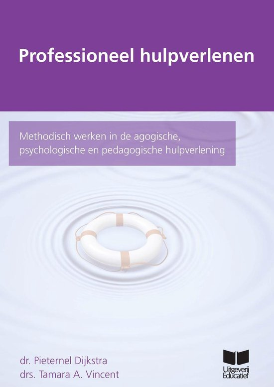 Professionele hulpverlening - Pieternel Dijkstra |