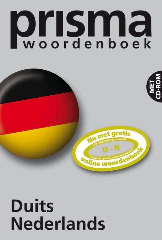 Boek cover Duits Nederlands van J.A.H. van Gemert (Onbekend)