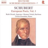 Schubert: European Poets,Vol.1
