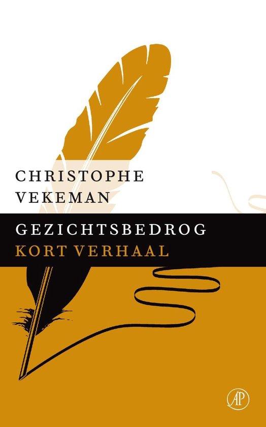 Gezichtsbedrog - Christophe Vekeman pdf epub