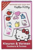 Hello Kitty Kleuren en vormen