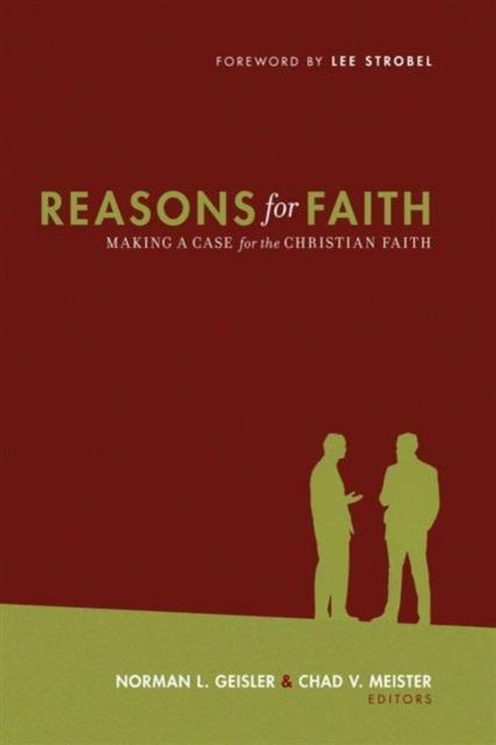 Boek cover Reasons for Faith van  (Paperback)