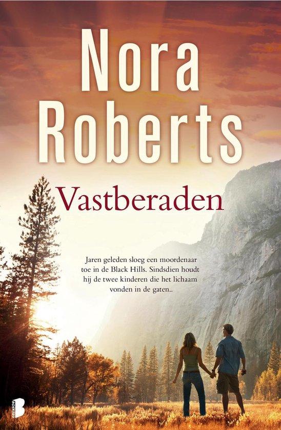 Vastberaden - Nora Roberts |
