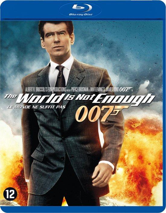 Cover van de film 'The World Is Not Enough'