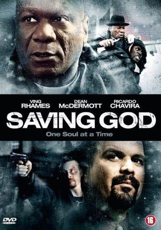 Cover van de film 'Saving God'