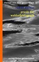 Omslag Praxis der Waldorfpädagogik