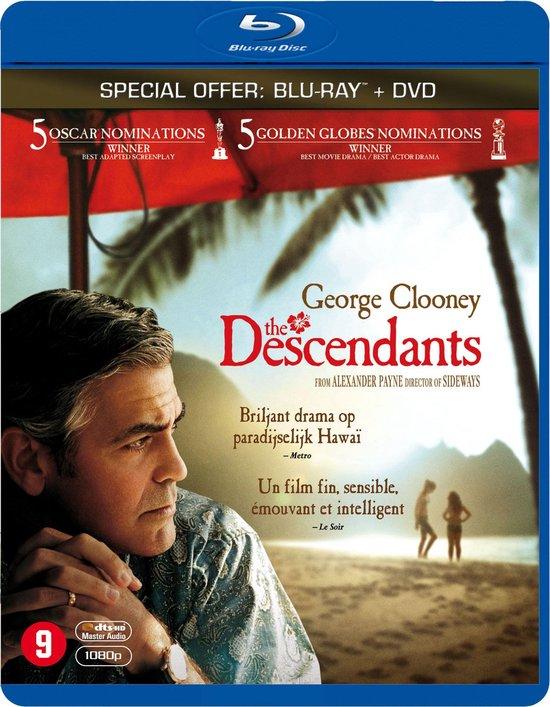 Cover van de film 'The Descendants'