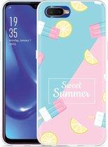 Oppo RX17 Neo Hoesje Sweet Summer