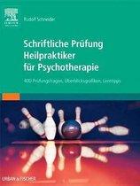 Heilpraktiker für Psychotherapie - Sicher durch die schriftliche Prüfung