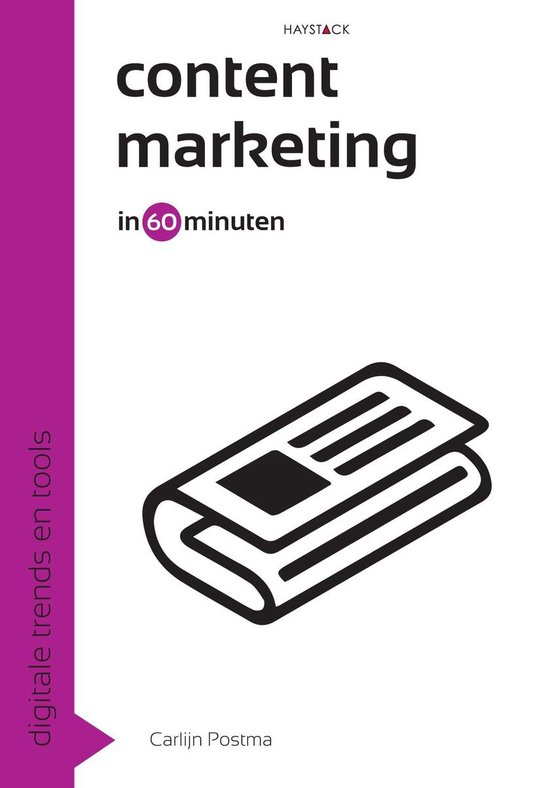 Digitale trends en tools in 60 minuten - Contentmarketing in 60 minuten