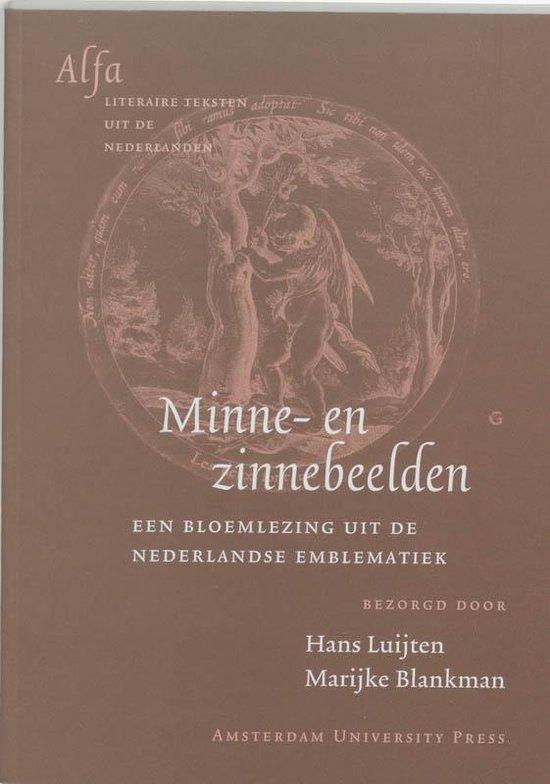 Minne- en zinnebeelden - Hans Luijten |