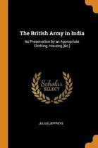 The British Army in India