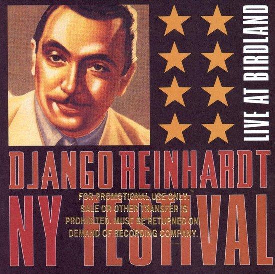 Django Reinhardt NY Festival: Live At Birdland
