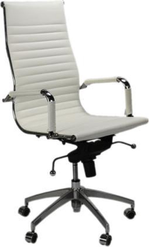 Charles Eames Bureaustoel.Bol Com Design Bureaustoel Lyon Wit Inspired By Charles And
