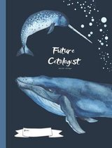 Future Cetologist - Dot Grid - 120 Pages