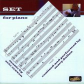 Set For Piano-Music By Eric Craven