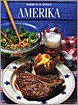 Amerika. koken in de wereld
