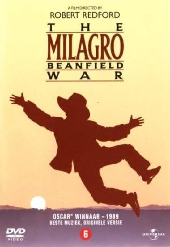 Cover van de film 'Milagro Beanfield War'