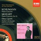 Schumann/Mozart: Piano Cto No.