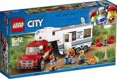 Afbeelding van LEGO City Pick-uptruck en Caravan - 60182 speelgoed