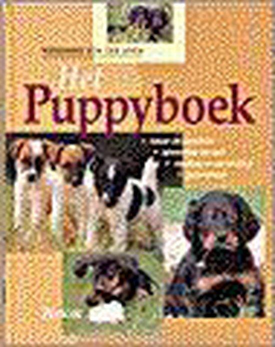 Het Puppyboek - Katharina Von Der Leyen | Fthsonline.com