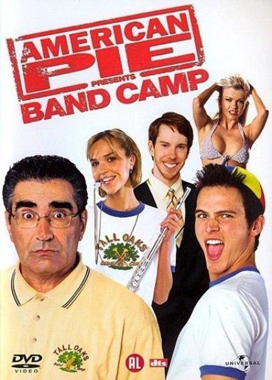 Cover van de film 'American Pie 4: Band Camp'