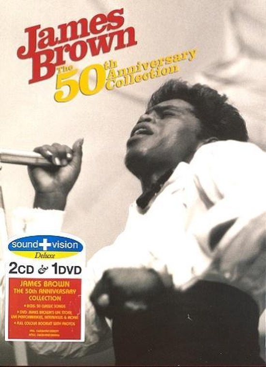 JAMES BROWN 50 th ANNIVERSARY COLLECTION