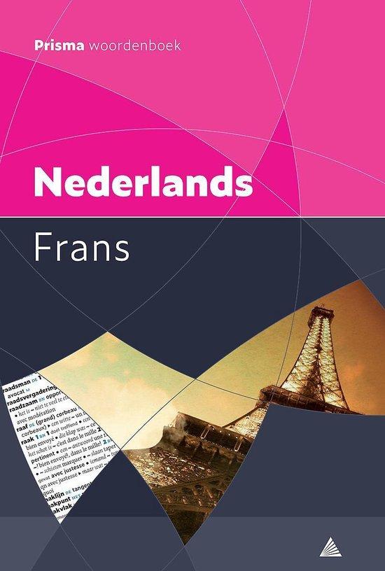 Afbeelding van Prisma woordenboek Nederlands-Frans