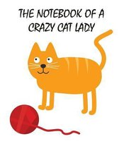 Crazy Cat Lady Composition Notebook