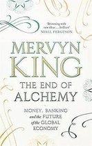 Boek cover The End of Alchemy van Mervyn King